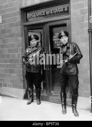 MILITARY POLICE 1984; NINETEEN EIGHTY-FOUR (1956) - Stock Photo