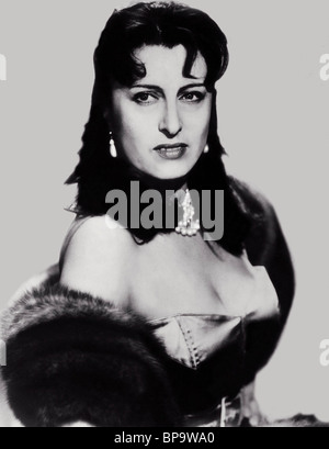ANNA MAGNANI THE ROSE TATTOO (1955) - Stock Photo