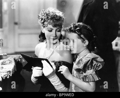 GRETA GARBO ANNA KARENINA (1935) - Stock Photo