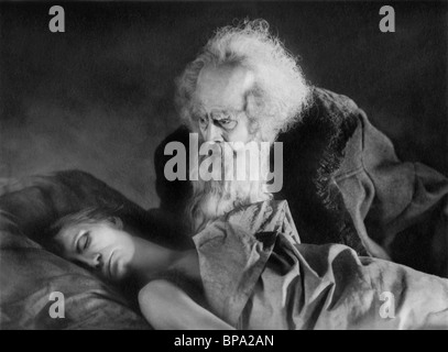 GOSTA EKMAN FAUST: A GERMAN FOLK LEGEND (1926) - Stock Photo
