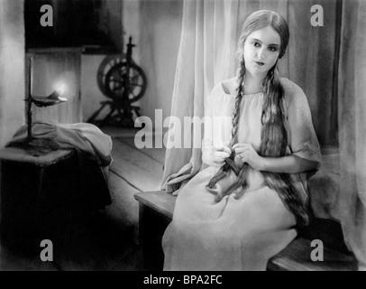 CAMILLA HORN FAUST: A GERMAN FOLK LEGEND (1926) - Stock Photo
