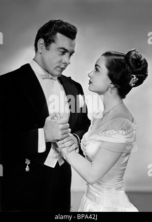 MARIO LANZA, ANN BLYTH, THE GREAT CARUSO, 1951 - Stock Photo
