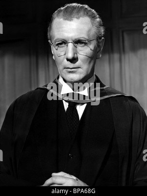 MICHAEL REDGRAVE THE BROWNING VERSION (1951) - Stock Photo