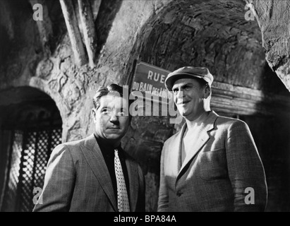 JEAN GABIN, GABRIEL GABRIO, PEPE LE MOKO, 1937 - Stock Photo