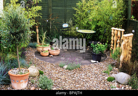 Charmant Pebble Garden With Bamboo, Sandringham Flower Show, Designer Nicola Glasel Small  Gardens Design Designs