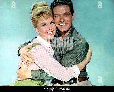 DORIS DAY, STEPHEN BOYD, BILLY ROSE'S JUMBO, 1962