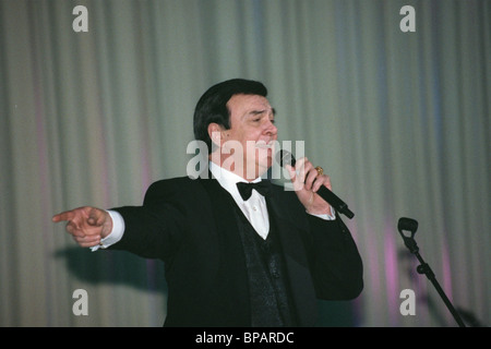 Peoples' Artist of Soviet Union Muslim Magomayev, 1999 - Stock Photo