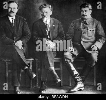 XVI All-Union Communist Party (Bolsheviks) Conference - Stock Photo