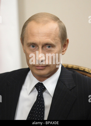 Vladimir Putin, President of the Russian Federation. 2003 - Stock Photo
