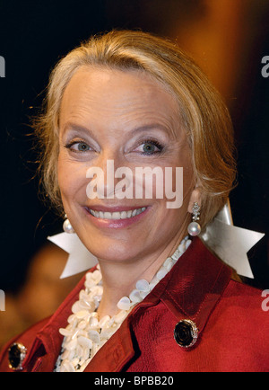Her Royal Highness Princess of Kent opens the International Decor Week in Moscow - Stock Photo