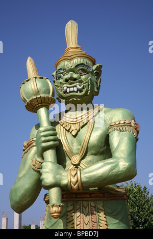 Wat Hanchey at Kampong Cham, Cambodia - Stock Photo
