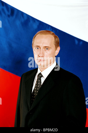 President of Russia Vladimir Vladimirovich Putin. - Stock Photo