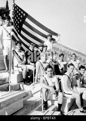 IAN MORTON, MATT FREWER, AARRON SWARTZ, JASON CONNERY, HUTTON COBB, EDWARD WILEY, HUNT BLOCK, WILLIAM ARMSTRONG, - Stock Photo