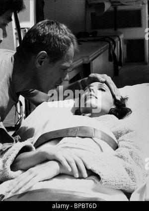 FRED DRYER STEPFANIE KRAMER HUNTER: SEASON 1 (1984) - Stock Photo