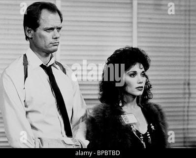 FRED DRYER, STEPFANIE KRAMER, HUNTER: SEASON 1, 1984 - Stock Photo