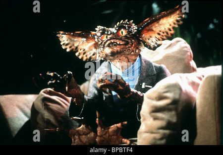 GREMLIN GREMLINS (1984) - Stock Photo