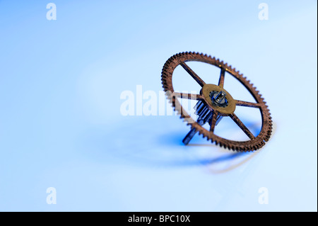 Watch cog - Stock Photo