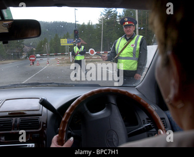 GIBDD (Russian road police) to celebrate their 70th anniversary