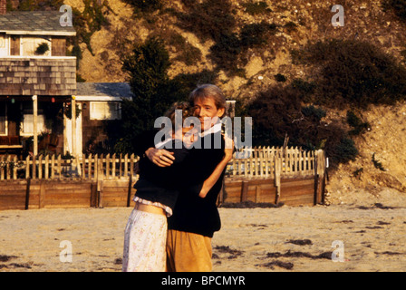 MARIEL HEMINGWAY PETER O'TOOLE CREATOR (1985) - Stock Photo