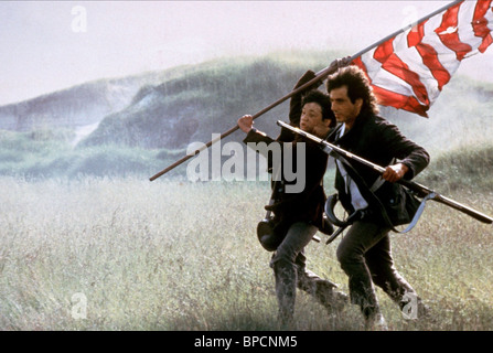 DEXTER FLETCHER, AL PACINO, REVOLUTION, 1985 - Stock Photo