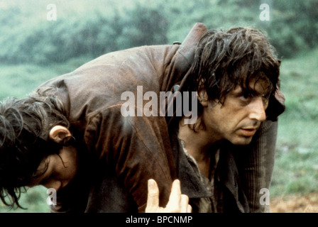 SID OWEN, AL PACINO, REVOLUTION, 1985 - Stock Photo