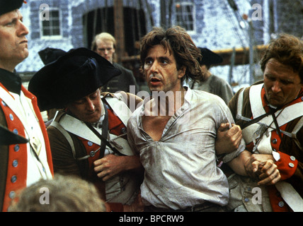 AL PACINO REVOLUTION (1985) - Stock Photo