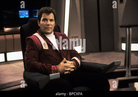 WILLIAM SHATNER STAR TREK IV: THE VOYAGE HOME (1986) - Stock Photo