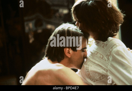 JEREMY IRONS & GENEVIEVE BUJOLD DEAD RINGERS (1988) - Stock Photo