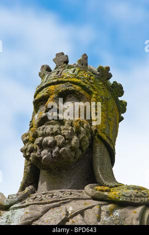 Robert Bruce statue, Stirling, Scotland
