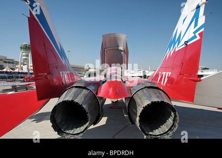 Dubai Air Show 2007 - Stock Photo