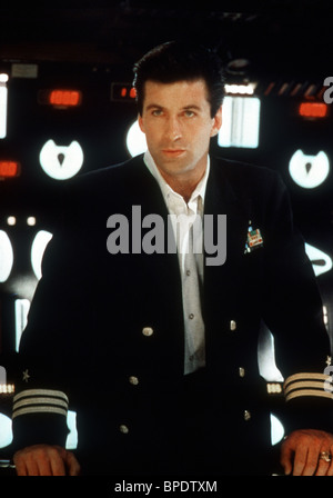 ALEC BALDWIN THE HUNT FOR RED OCTOBER (1990) - Stock Photo