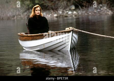 GILLIAN ANDERSON THE X-FILES (1993) - Stock Photo