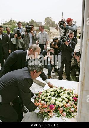 President Putin on official visit to Libya - Stock Photo