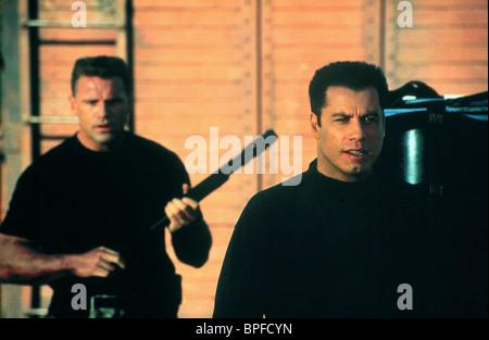 HOWIE LONG, JOHN TRAVOLTA, BROKEN ARROW, 1996 - Stock Photo