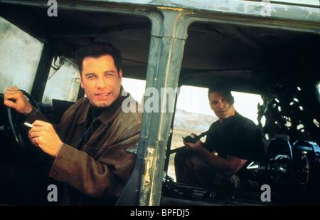 JOHN TRAVOLTA, HOWIE LONG, BROKEN ARROW, 1996 - Stock Photo