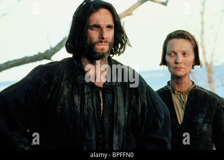 DANIEL DAY-LEWIS THE CRUCIBLE (1996 Stock Photo, Royalty ...