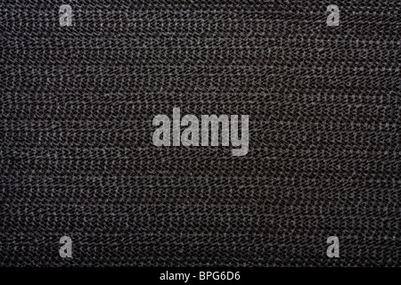Black non slip Silicon or rubber mat background or texture. - Stock Photo