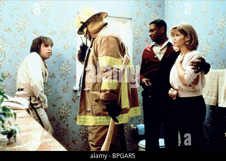 BEN STILLER, LENNY CLARKE, KEITH DAVID, MARKIE POST, THERE'S SOMETHING ABOUT MARY, 1998 - Stock Photo