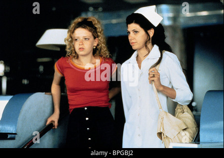 NATASHA LYONNE, MARISA TOMEI, SLUMS OF BEVERLY HILLS, 1998 - Stock Photo
