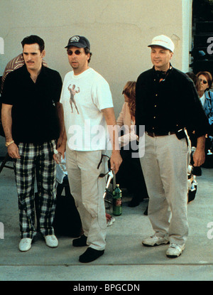 MATT DILLON PETER FARRELLY BOBBY FARRELLY THERE'S SOMETHING ABOUT MARY (1998) - Stock Photo