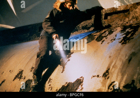 DAVID DUCHOVNY THE X-FILES: THE MOVIE (1998) - Stock Photo