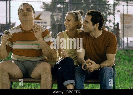 W. EARL BROWN, CAMERON DIAZ, BEN STILLER, THERE'S SOMETHING ABOUT MARY, 1998 - Stock Photo