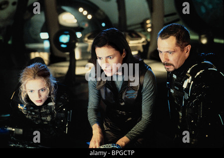 heather graham lost in space 1998 stock photo royalty