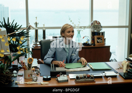 CAMERON DIAZ THERE'S SOMETHING ABOUT MARY (1998) - Stock Photo
