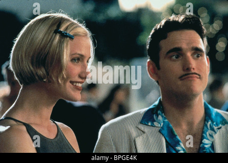 CAMERON DIAZ, MATT DILLON, THERE'S SOMETHING ABOUT MARY, 1998 - Stock Photo