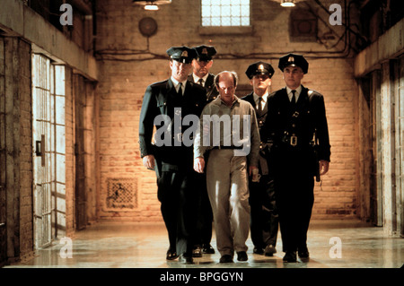 TOM HANKS DAVID MORSE & MICHAEL JETER THE GREEN MILE (1999) - Stock Photo