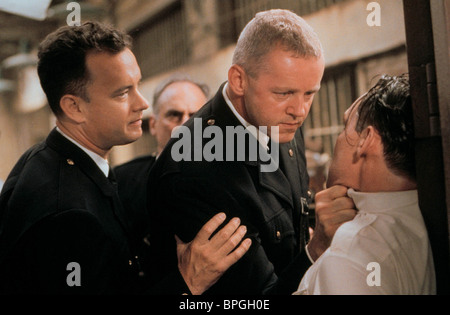 TOM HANKS, DAVID MORSE, DOUG HUTCHISON, THE GREEN MILE, 1999 - Stock Photo