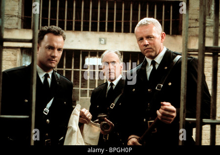 TOM HANKS, JEFFREY DEMUNN, DAVID MORSE, THE GREEN MILE, 1999 - Stock Photo