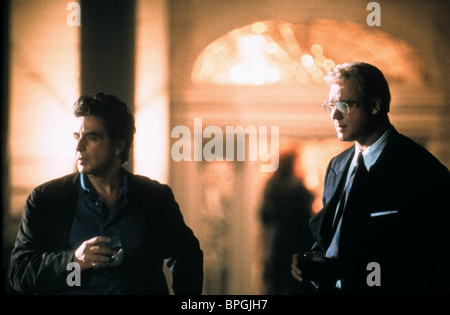 AL PACINO, RUSSELL CROWE, THE INSIDER, 1999 Stock Photo