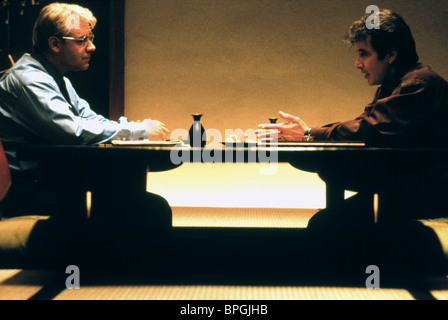 RUSSELL CROWE, AL PACINO, THE INSIDER, 1999 Stock Photo